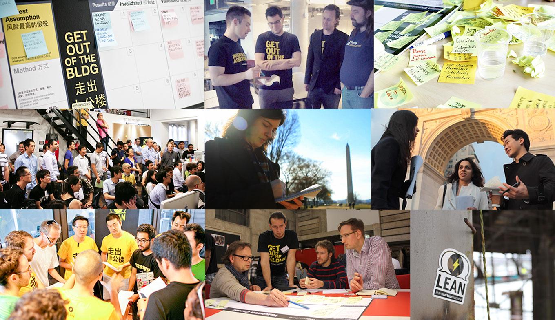 Launch for Lean Startup Machine Vienna