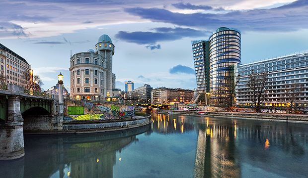 Why Vienna is the perfect startup hub
