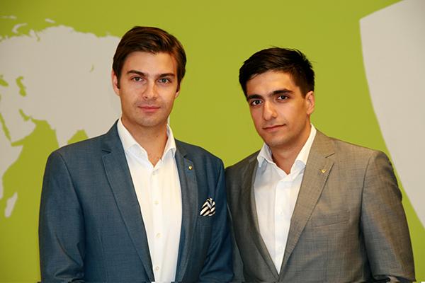 Venionaire promotes Young Talents as Partners