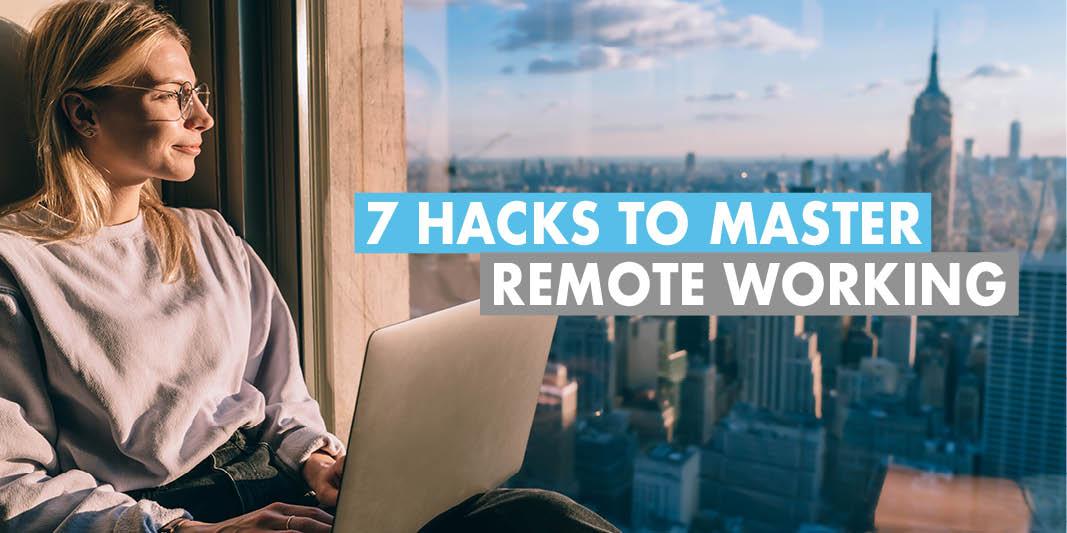 Master Remote working