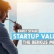 Early-stage startup valuation with Berkus Method