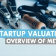 Startup Valuation methods by Venionaire